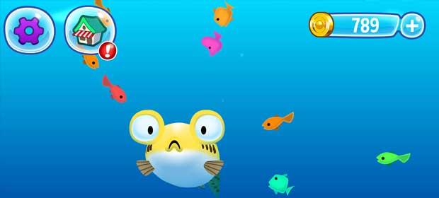Bob - 3D Virtual Pet Blowfish