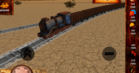 Trains of the Wilds West