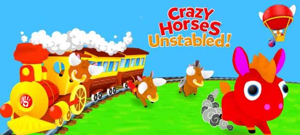 Crazy Horses: Unstabled