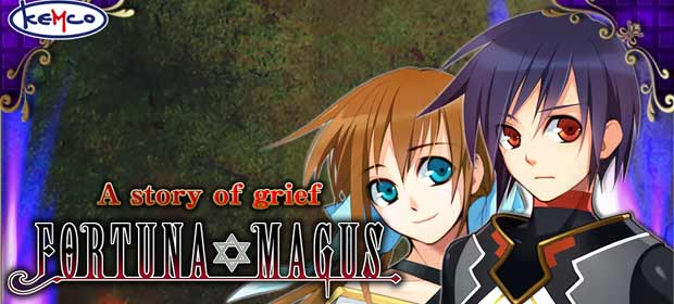 RPG Fortuna Magus - KEMCO