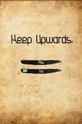 Keep Upwards