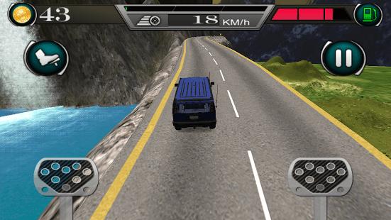 Hill Climbing 2 - Truck Race