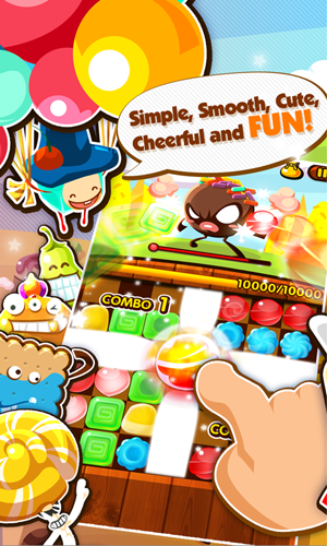 Candy Picnic (Puzzle RPG)