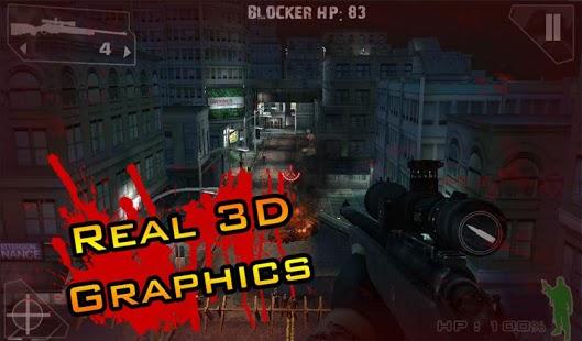 iSnipe : Zombies HD (Beta)