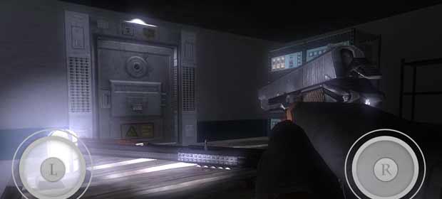 Slender Man: The Laboratory
