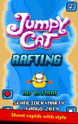 Jumpy Cat Rafting