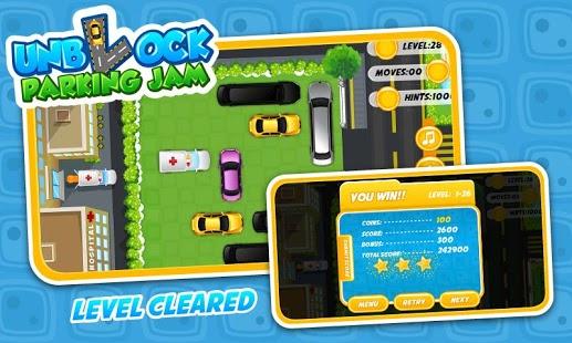 Unblock Parking Jam - Free