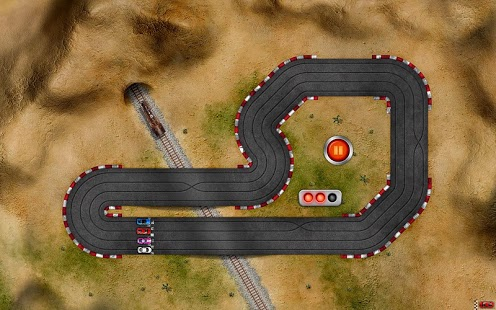 Old School Race for tablets
