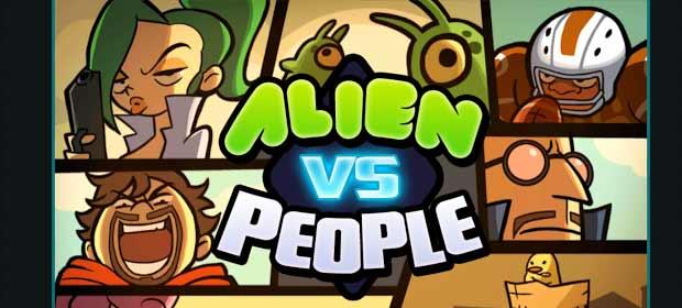 Alien Vs People