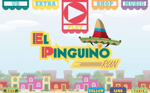 EI Pinguino Run