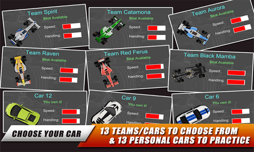 GP Racing Game