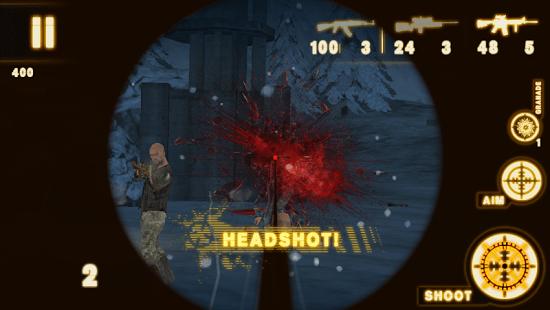 Top Sniper Shooter Assassin