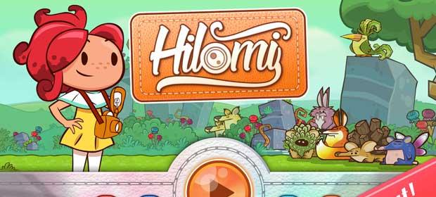 Hilomi - Cute photo quest