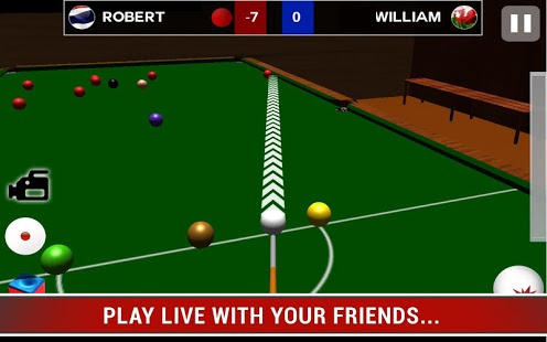 Let's Play Snooker 3D