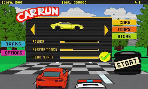 Car Run