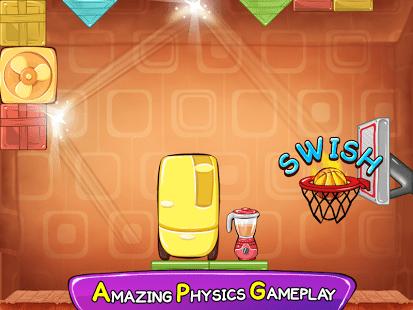 Basketball - Shoot Hoops Game
