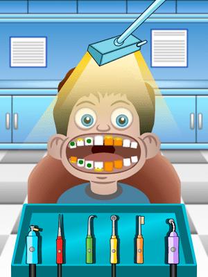 My Crazy Dentist Game