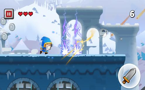 Brave Run 2: Frozen World