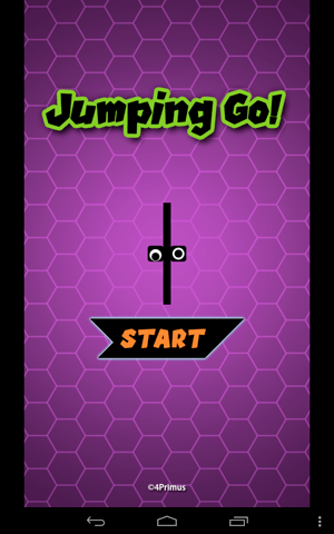 Jumping Go! : Brain Training