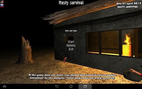 RUST Survival