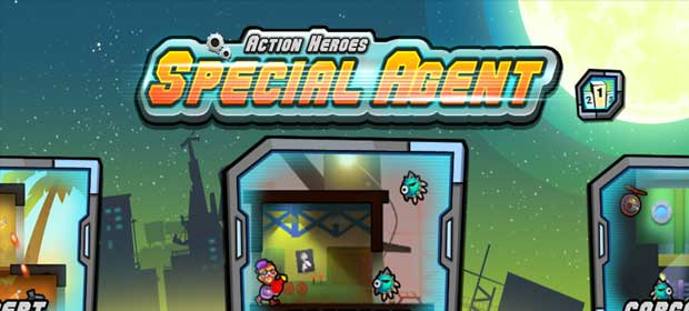 Action Heroes: Special Agent