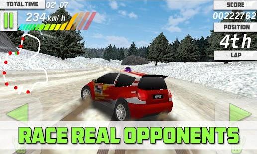 Rally Car Drift Racing 3D