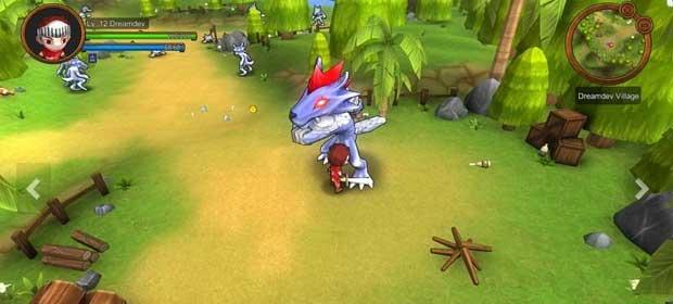 Fantasy RPG World Online