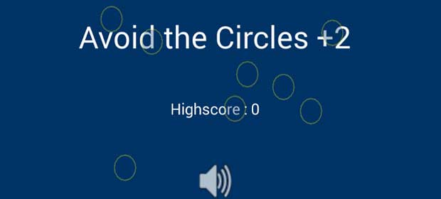 Avoid the Circles +2
