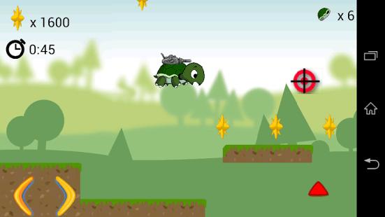 Turtle Slide Game