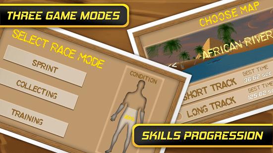 Grand Kayaking - The Game
