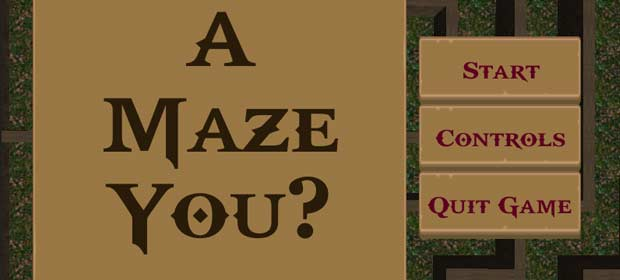 A Maze You? Get Lost In Mazes