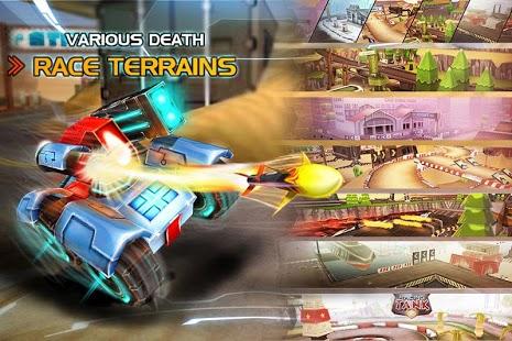 Racing Tank 2