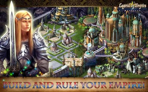 Legend of Empire - Daybreak