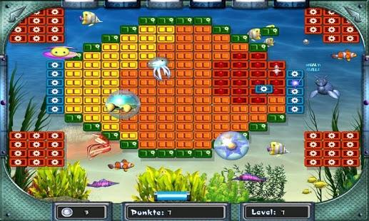 Aquanoid 2 Break the Bricks
