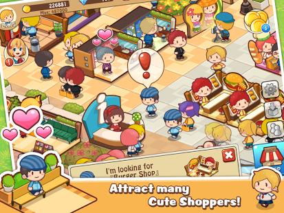 Happy Mall Story: Shopping Sim