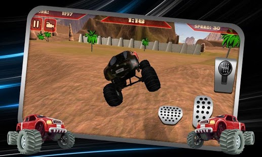 Monster Stunt Drive Offroad