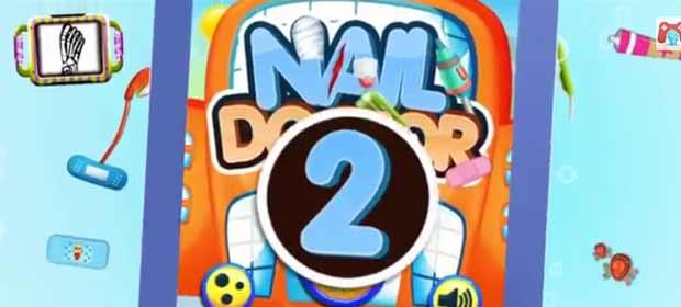 Nail Doctor 2 - Kids Games
