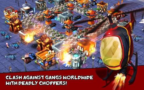 Clash of Gangs Beta