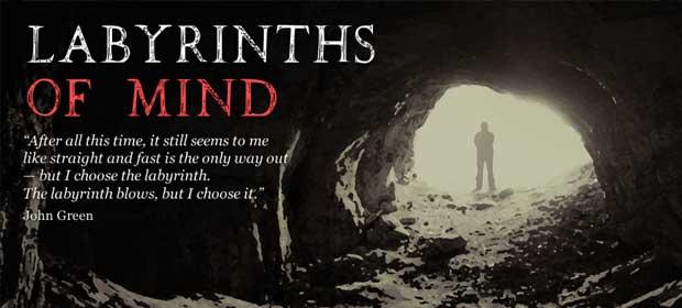 Labyrinths Of Mind. Horror