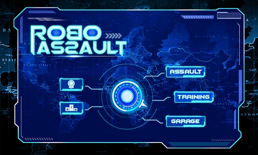 Robo Assault