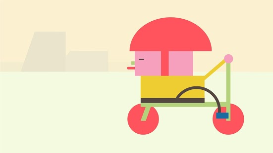 The journey of Alvin: road-app