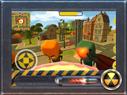 BadTown - 3D Action Shooter
