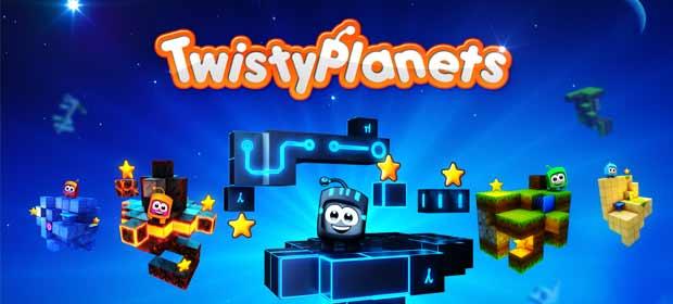 Twisty Planets