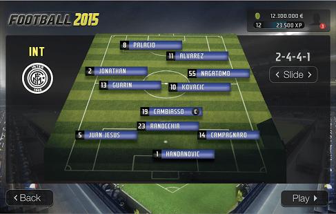Football 2015