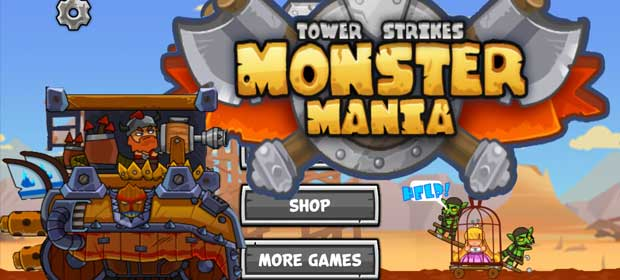 Monster Mania TD: First Strike