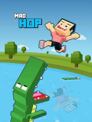 Mad Hop - Endless Arcade Game