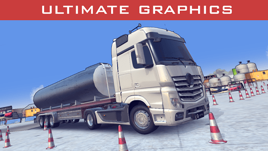 Ultimate Truck Siumlator HD+