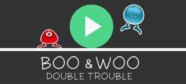 Boo & Woo: Double Trouble