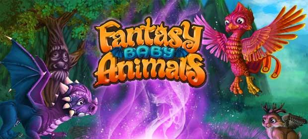 Fantasy Baby Animals