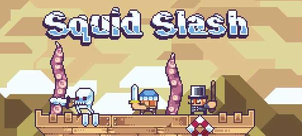 Squid Slash - Monster Slice